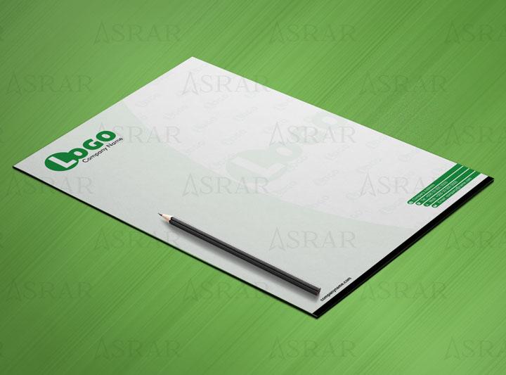 تصميم الخطابات الرسمية لشركات عالمية