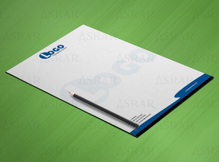 Government Letter Head design